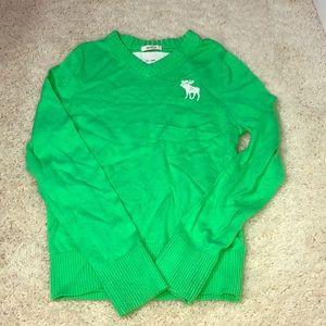 Abercrombie Kids EUC Spring Sweater